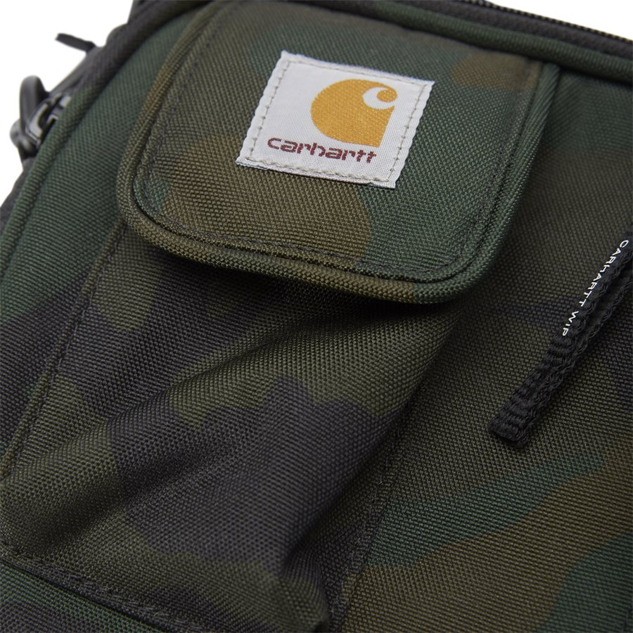 ESSENTIALS BAG I006285. - Essentials Small Bag - Tasker - CAMO COMBAT GREEN - 3